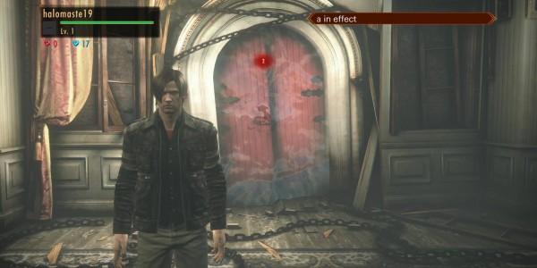 leon Resident evil raid mode