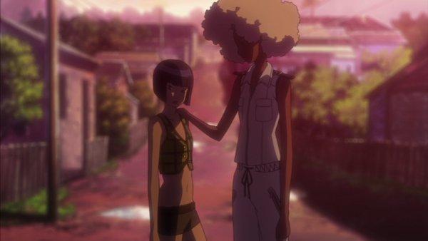 michiko and hatchin - atsuko