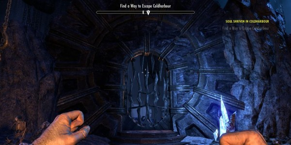 ESO beta prison cell orc