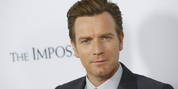 "Actor Ewan McGregor arrives at the premiere of the movie ""The Impossible"" at Arclight Cinema in Hollywood"