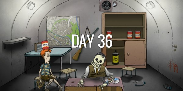 60 seconds 2d day 36 dead