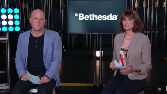Adam and Morgan preshow Bethesda e3