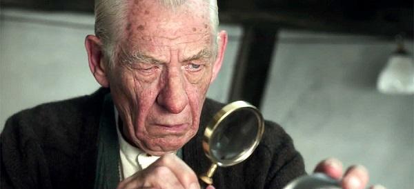 mr holmes - investigating