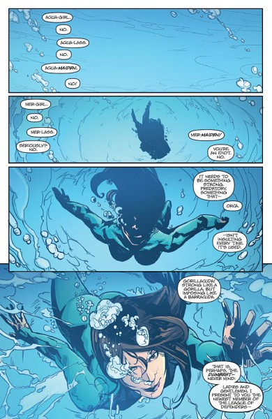 Indestructible Stingray #1 Page 2