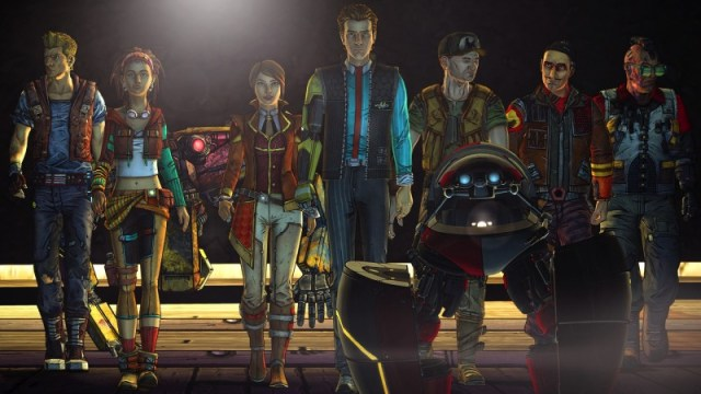 Tales From the borderlands ep4 group intro