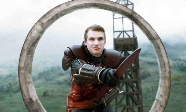 Eddie Stroma - Harry Potter