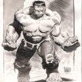 Top 5 Comic Book Monsters - Lee Weeks Hulk
