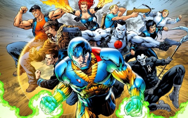 Heroes of the Valiant Universe - Unity