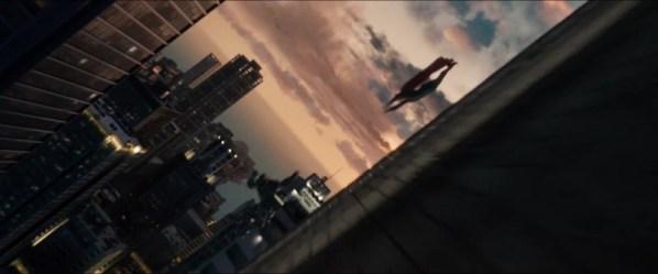 Superman vs. General Zod - Man of Steel