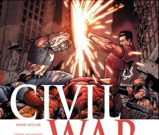Civil War 7 rivalries