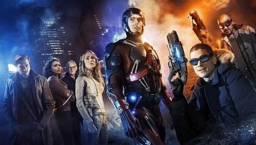 DC Legends of Tomorrow - Rebirth