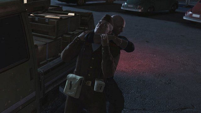 Hitman beta choke
