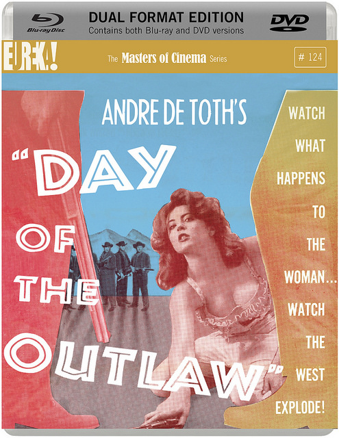 Day of the Outlaw Blu-ray