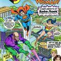 Superman Wonder Woman Radio Shack cover