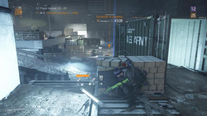 The Division extraction dz