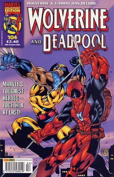 Wolverine & Deadpool heroes versus