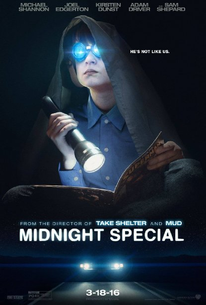 Midnight Special Review Poster