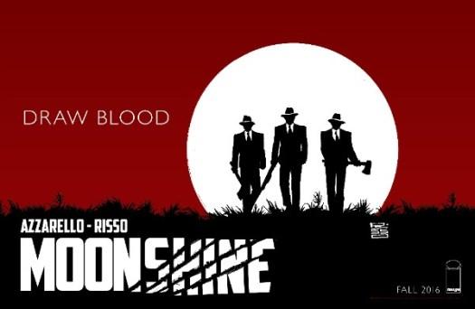 Moonshine - Image Comics new titles