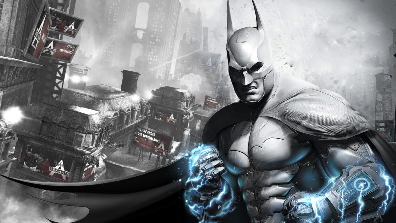 Same Bat Time, Same Bat Game, Different Bat Consoles!