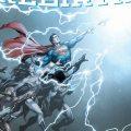 DC Universe: Rebirth #1 Cover