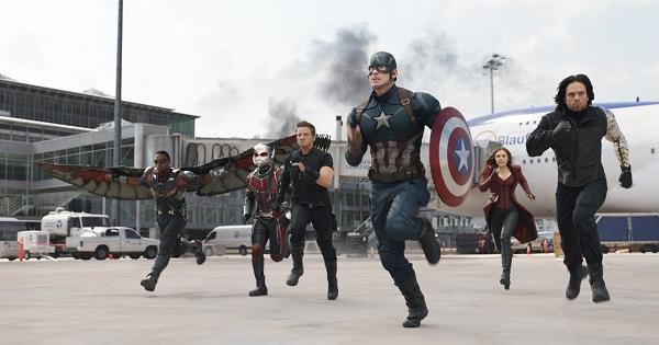 captain america civil war charge