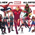 All All Different Marvel teaser - legacy characters