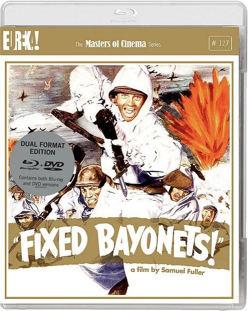 Fixed Bayonets Blu-ray