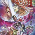 Civil War II X-Men #1 cover