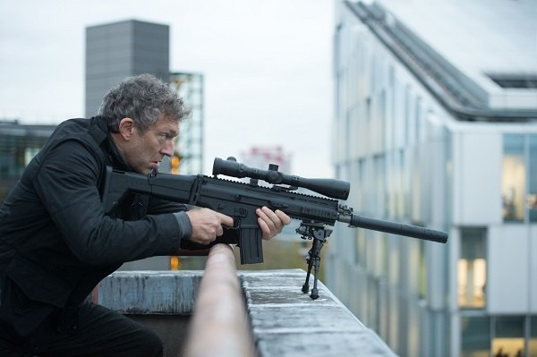 jason bourne - vincent cassel as the asset