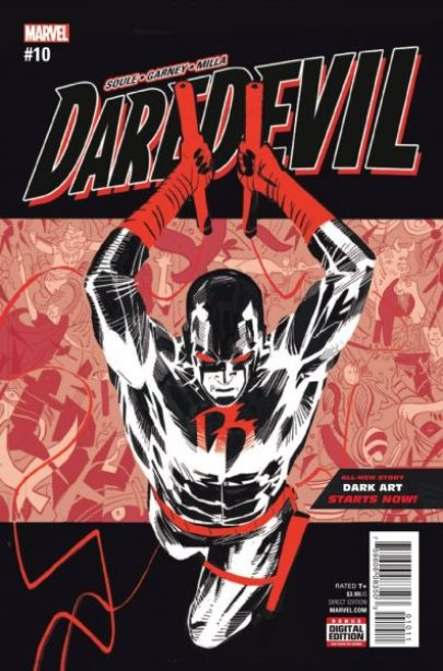 Daredevil #10 cover