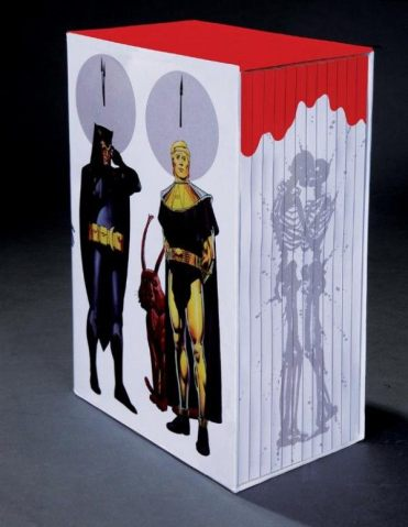 DC Comics watchmen box