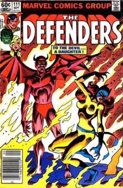 Hellcat - 10 Marvel Heroes The Defenders