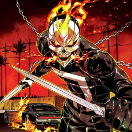 ghost rider - 10 Marvel Heroes The Defenders