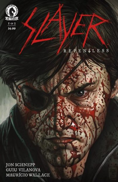 slayer repentless #1 cover