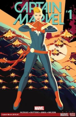 Jim's Pick Best Character Captain Marvel