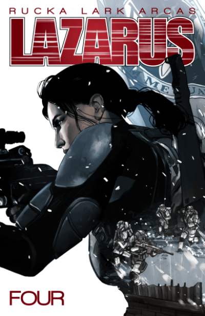 Lazarus - 10 Image Comics Should Be TV shows