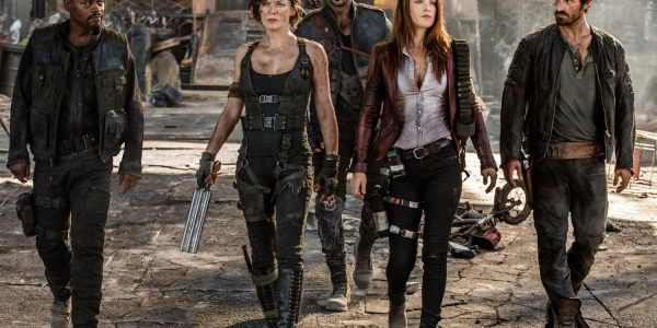 Resident Evil: The Final Chapter Characters
