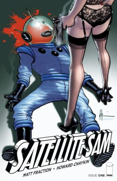Satellite Sam - 10 Image Comics Should Be TV shows