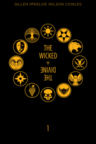 The Wicked + The Divine - 10 Image Comics Should Be TV shows
