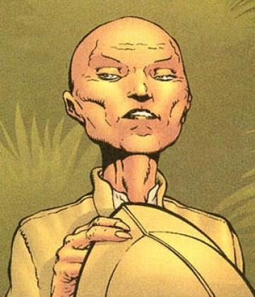 Cassandra Nova - Top 10 Female Super Villains