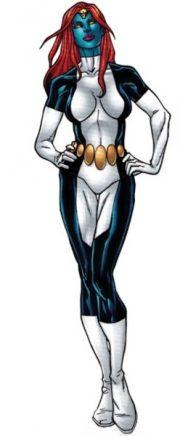 Mystique - Top 10 Female Super Villains