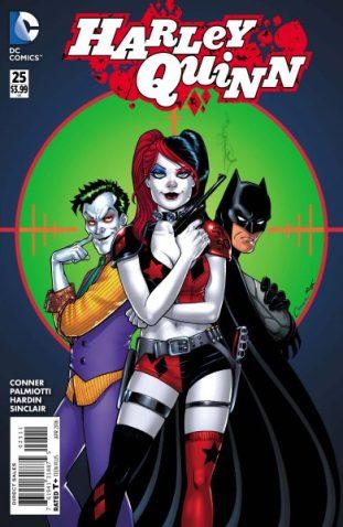 harley quinn - Top 10 Female Super Villains