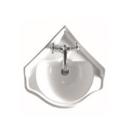 lavabo d angle retro chambord ondyna wch1032