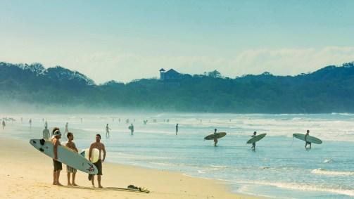 Surfing in Nicoya Peninsula, Costa Rica | Escapism