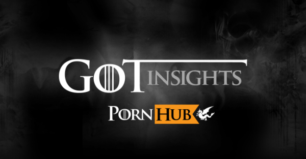 Pornhub Traffic, Searches Impacted by Game of Thrones ...