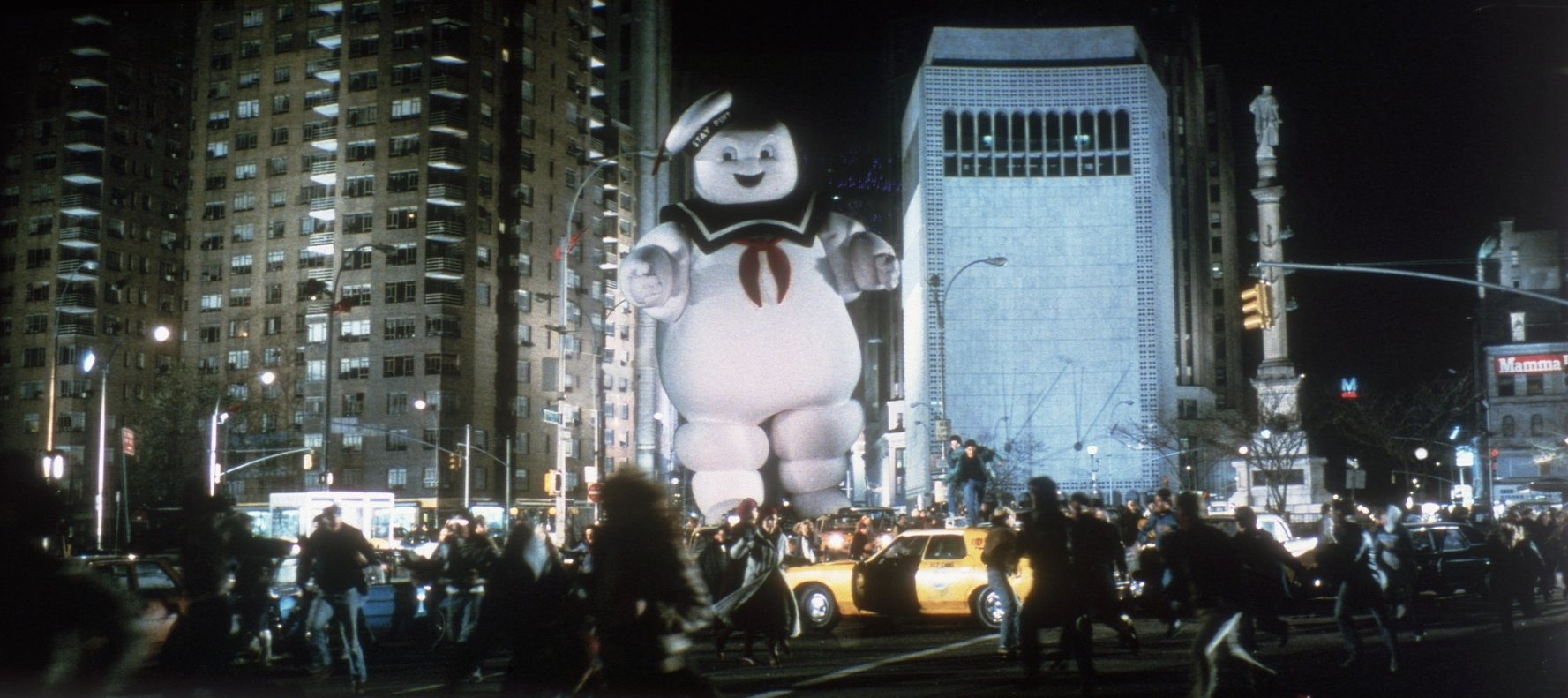 Ghostbusters 1984 Movie Review Cinemarter Classic The
