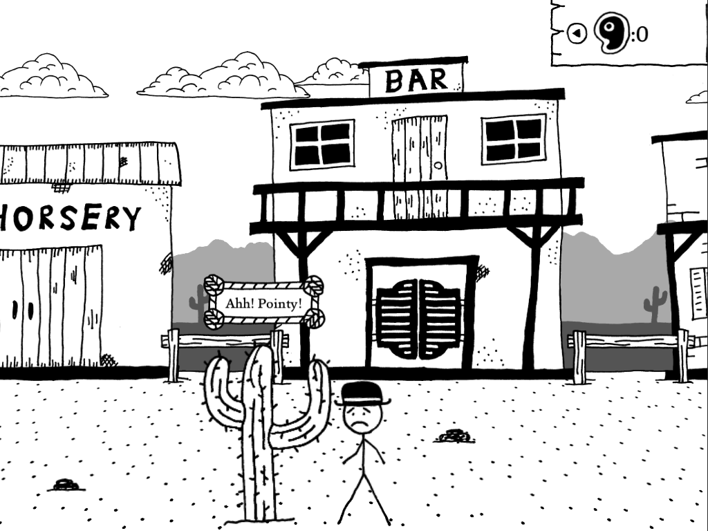 West Of Loathing Preview