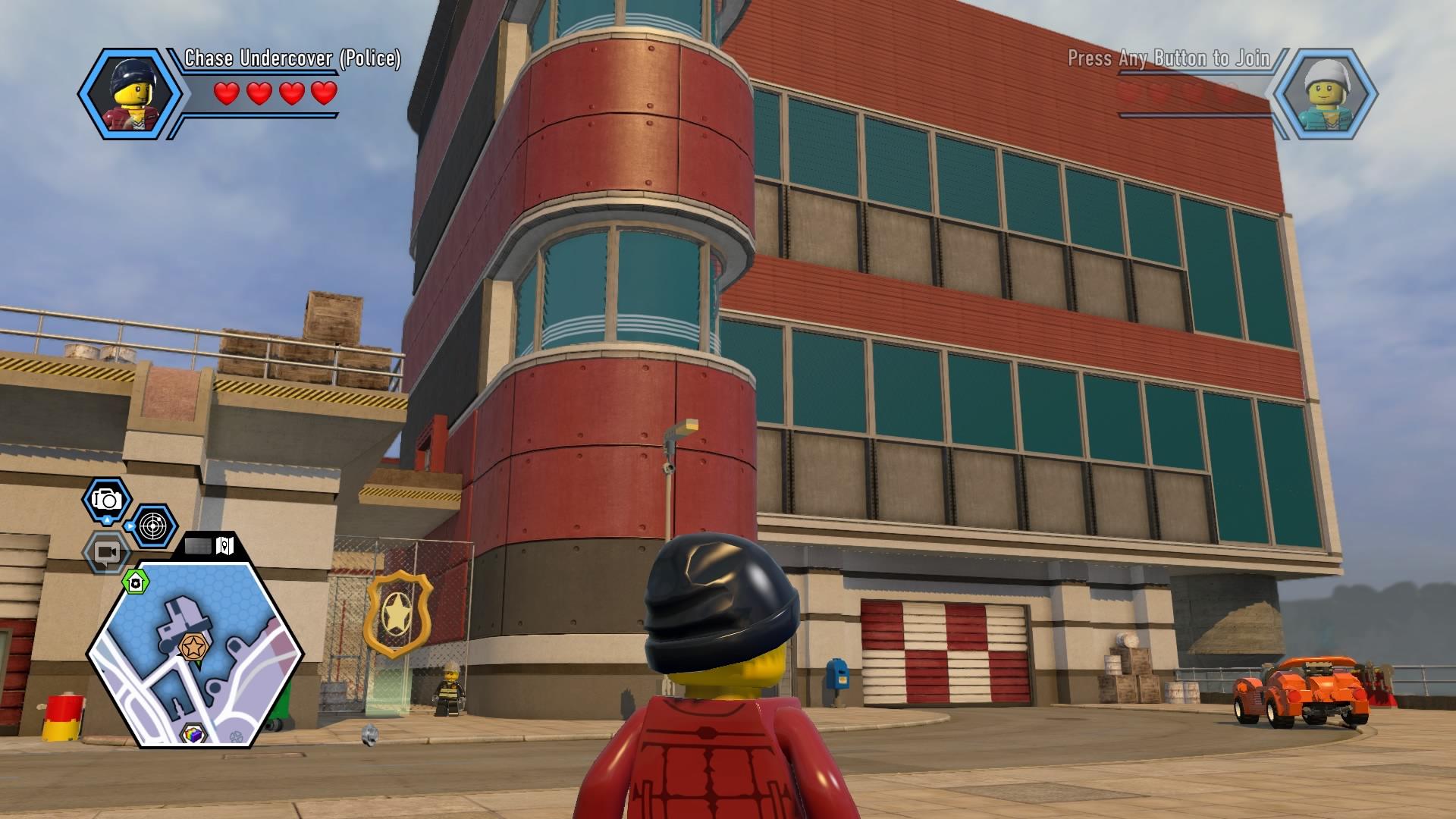 LEGO City Undercover Walkthrough Chapter 10 Fire Station Guide Walkthroughs The Escapist