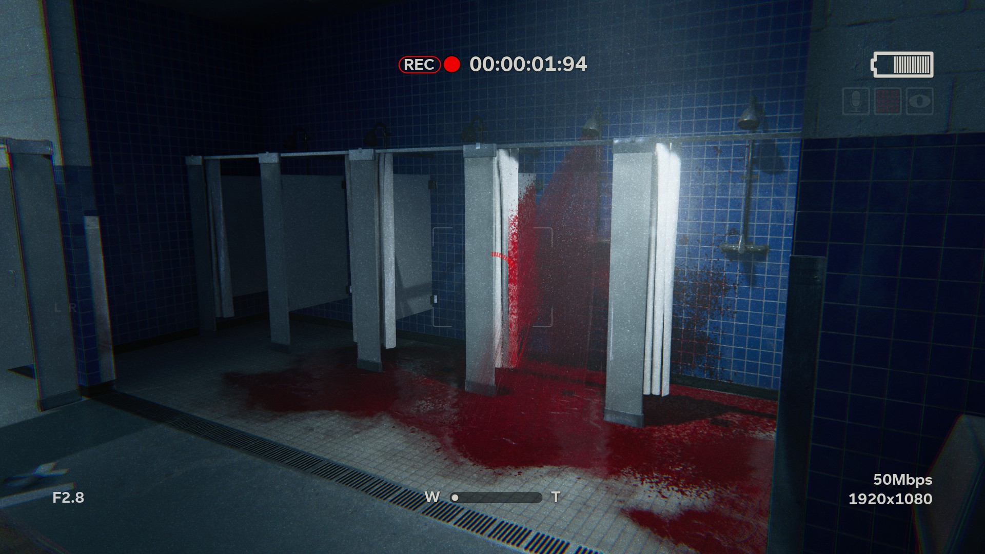 Image result for Outlast 2 blood sprinklers