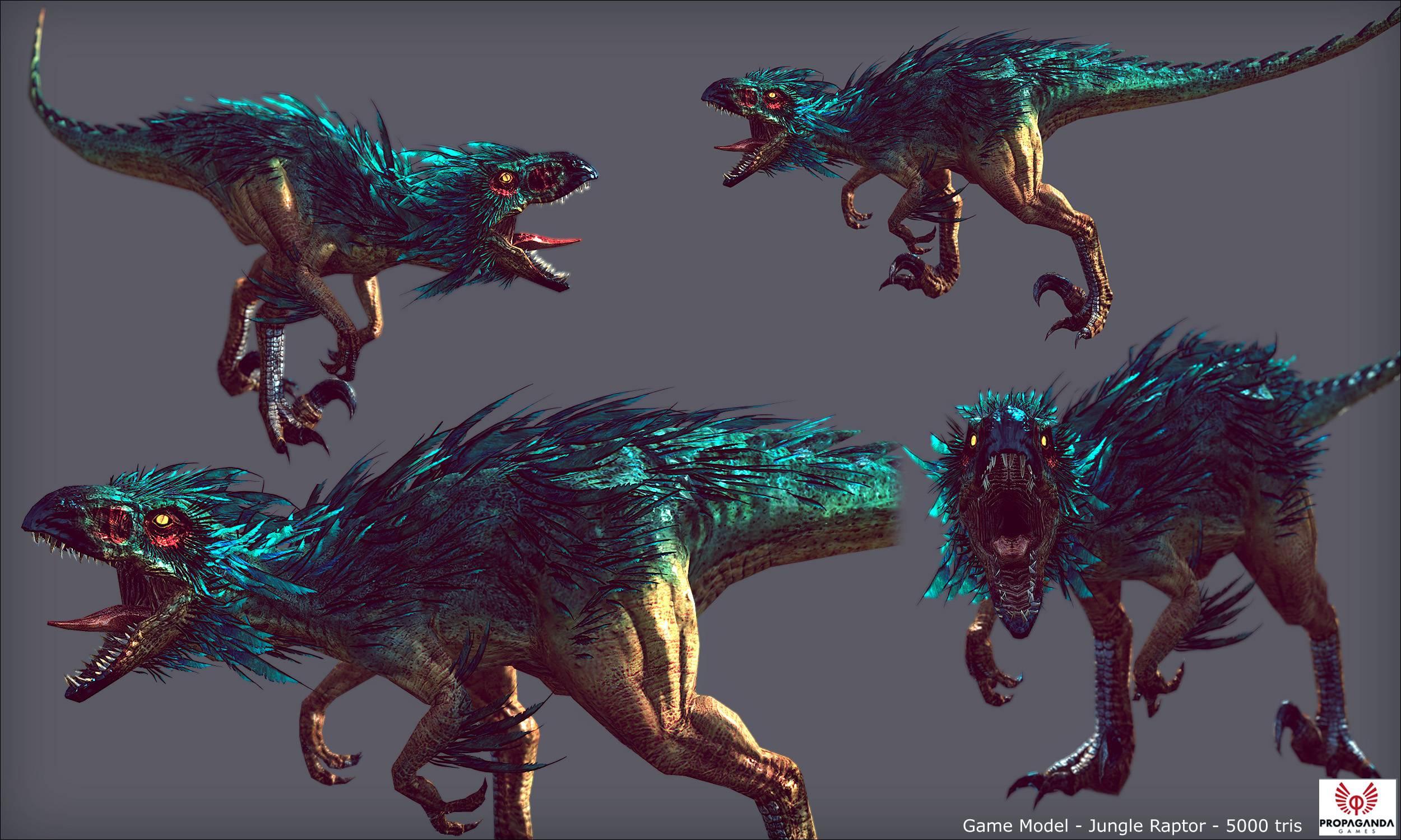 Turok Evolution Concept Turok